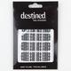 DESTINED Ethnic Print Nail Wraps
