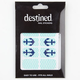DESTINED Anchor Nail Wraps