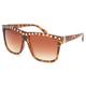 FULL TILT Studded Brow Sunglasses