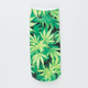 Weed Womens Ankle Socks