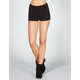 FULL TILT Womens Ponte Shorts