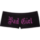 Bad Girl Seamless Boyshorts