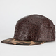 BLUE CROWN Gator Camo Mens 5 Panel Hat