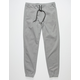 CHARLES AND A HALF Mens Twill Jogger Pants