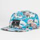 LIRA Islander Mens 5 Panel Hat