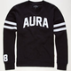 AURA GOLD Flat Back 88 Mens Sweatshirt