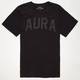 AURA GOLD Mascot Mens T-Shirt