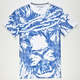 AURA GOLD Wave Sub Mens T-Shirt