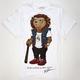 AURA GOLD Mascot Signature Mens T-Shirt