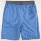 HURLEY Dri-Fit Grunge Mens Volley Shorts