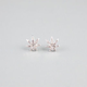 FULL TILT Pot Leaf Stud Earrings