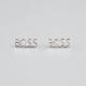 FULL TILT Boss Stud Earrings