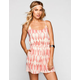 ROXY Tainted Love Womens Romper