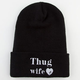 YOUNG & RECKLESS Thug Wife Beanie