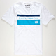 BILLABONG Blocked Out Mens T-Shirt
