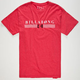 BILLABONG Edition Mens T-Shirt