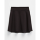 FULL TILT Ponte Girls Skater Skirt