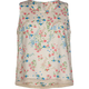 FULL TILT Floral Print Girls Fringe Tank
