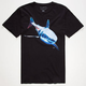 BILLABONG White Mike Street Walker Mens T-Shirt