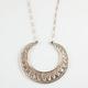 FULL TILT Textured Pendant Pendant Necklace