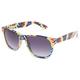 BLUE CROWN Grateful Tie Dye Classic Sunglasses