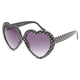 FULL TILT Mini Heart Sunglasses