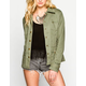 ASHLEY Womens Twill Shirt Jacket