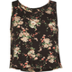 FULL TILT Ditsy Floral Print Girls Swing Tank