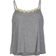 FULL TILT  Daisy Applique Girls Swing Tank