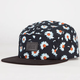 VANS Willa Daisy Camper Womens 5 Panel Hat