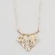 FULL TILT Ivory Patina Necklace