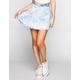 ALMOST FAMOUS Crave Fame Highwaisted Skater Skirt