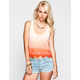 OTHERS FOLLOW Kyra Womens Dip Dye Cami