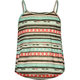 FULL TILT Lattice Back Girls Swing Tank