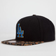 AMERICAN NEEDLE Cooley High Dodgers Mens Strapback Hat