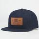 DC SHOES Facer Mens Strapback Hat