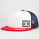 DC SHOES Blanderson Mens Trucker Hat