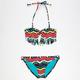 ROXY Wave Wonders Girls Fringe Bikini