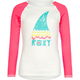 ROXY Raglan Sleeve Girls Rash Guard