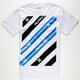 HURLEY Block Warp Mens T-Shirt