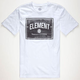 ELEMENT Footprints Mens T-Shirt