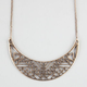 FULL TILT Geo Bib Statement Necklace