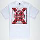FAMOUS STARS & STRAPS Yelabama Ribbon Mens T-Shirt