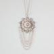 FULL TILT Flower Chain Pendant Necklace