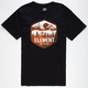 ELEMENT Sun Down Mens T-Shirt