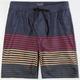 VALOR Mars Rasta Mens Volley Hybrid Shorts