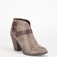 CITY CLASSIFIED Brag Womens Booties