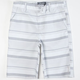VALOR Salvadore Stripe Hybrid Boys Shorts