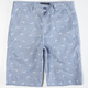 VALOR Channel Bird Print Boys Shorts