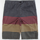 VALOR Rasta Hybrid Boys Shorts